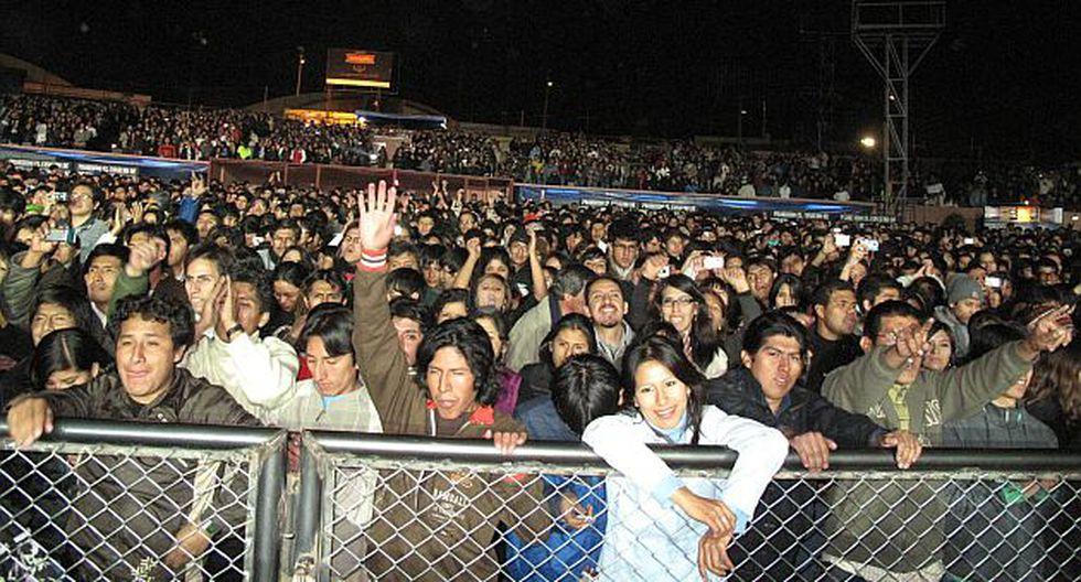 Las medidas tienen como fin velar por la seguridad de los asistentes a espectáculos no deportivos. (Perú21)