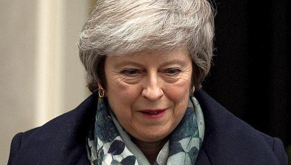 Theresa May, primera ministra del Reino Unido. (Foto: EFE)