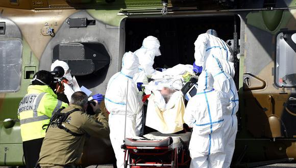 Casos por coronavirus aumentos en el Perú. (Foto: AFP/referencial)