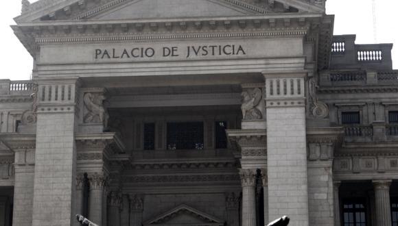 El Comercio denunció a jueza ante la OCMA. (Nancy Dueñas)