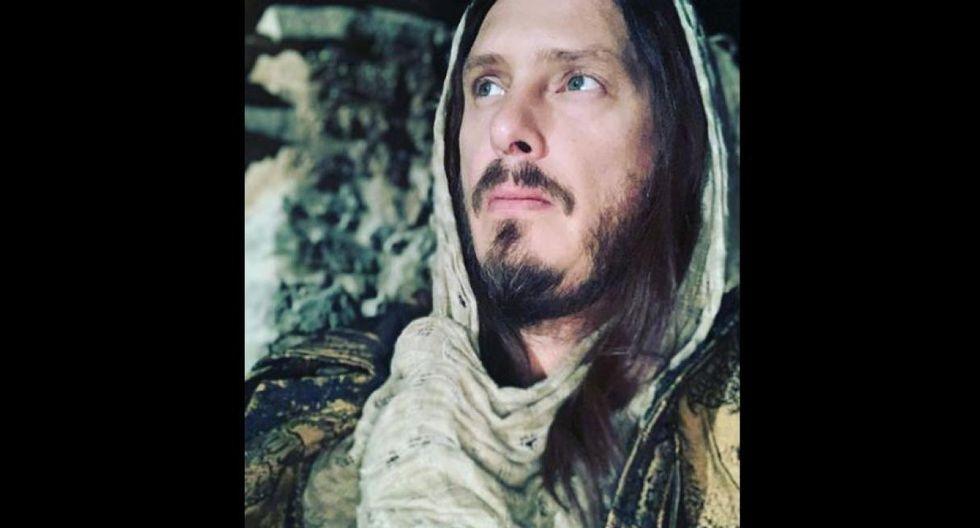 Cristian Rivero se convierte en Rey Mago en la película española 'El niño Dios'. (Instagram)