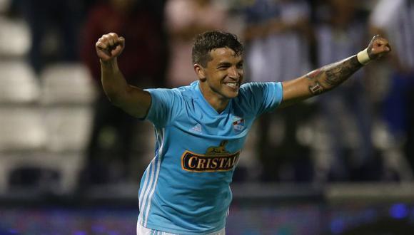 Gabriel Costa es nuevo jugador de Colo Colo y llega procedente de Sporting Cristal (Foto: GEC).