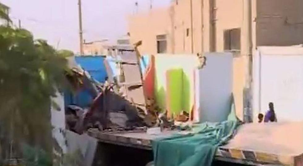 (Captura de Pantalla / América TV)