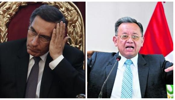 Los procesos abiertos contra Vizcarra y Alarcón se definirán mañana en el Pleno (GEC).