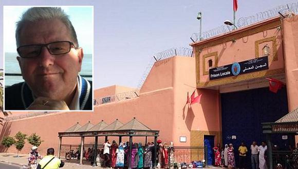 Turista británico fue encarcelado en Marruecos por ser gay. (kentonline.co.uk)