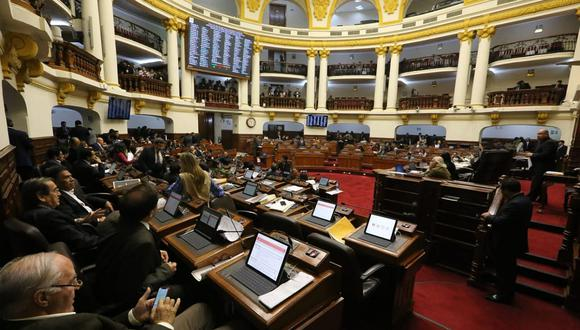 ¿Qué resolvemos cerrando el congreso? (Foto: Congreso de la República)