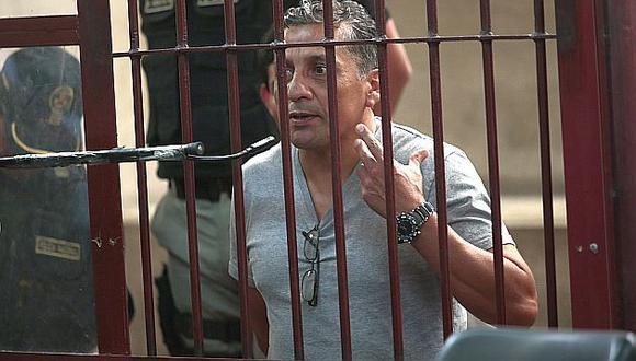Antauro Humala cumple una condena de 19 años por el 'Andahuaylazo'. (USI)
