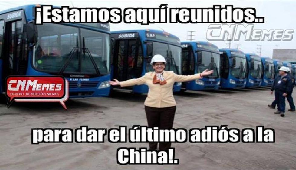 Cibernautas están indignados debido a que la reforma del transporte elimina de forma definitiva el pasaje de S/. 0.50. (Facebook)