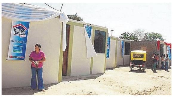 El programa estatal ha continuado beneficiando a más peruanos. Solo en febrero, entregó cerca de tres mil bonos familiares habitacionales, la gran mayoría para construcción de viviendas.