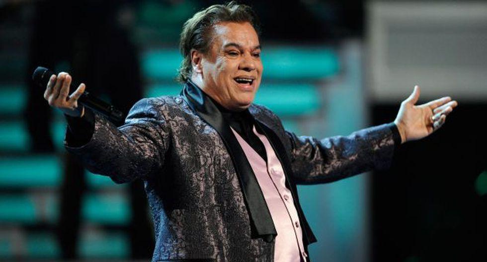 """En el homenaje titulado """"Eternamente Juan Gabriel"""" participaron artistas internacionales (AFP)."""