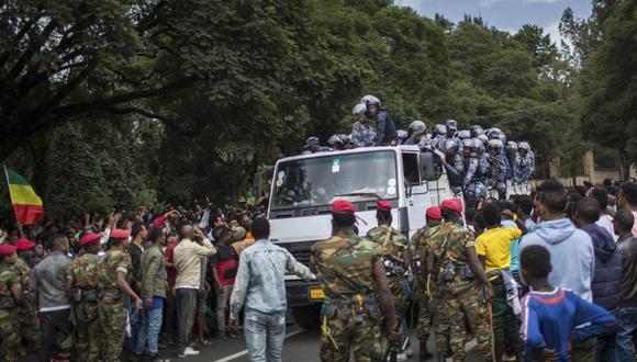 Asaminew Tsige, acusado por el Gobierno federal de Etiopía de planear el golpe, ejercía como jefe de seguridad de la región de Amhara. (Foto referencial: AP)