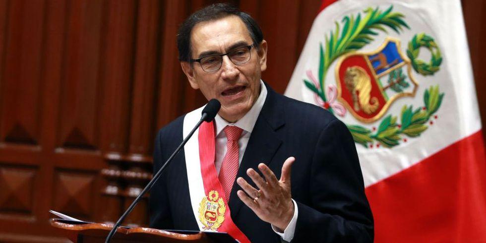 Es el presidente de turno el encargado de hacer oficial el nombre que llevará el año. En este caso, Martín Vizcarra tendrá que dar a conocer el Nombre del año 2019. (Foto: Andina)