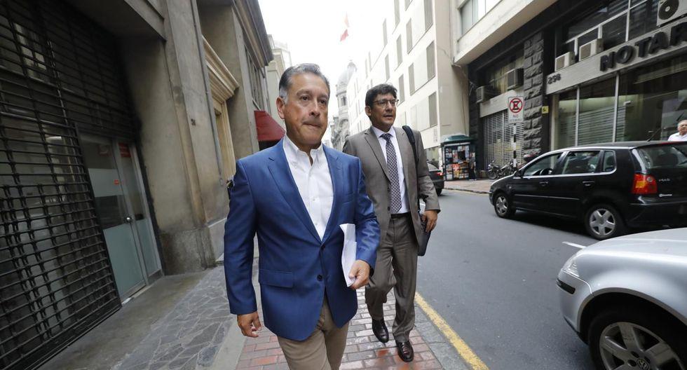 El empresario chileno Gerardo Sepúlveda está impedido de salir del Perú por dos meses. (Piko Tamashiro/GEC)