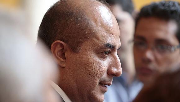 Perez Guadalupe destacó la Operación Perseo 2014, donde cayeron los dirigentes del Movadef. (USI)