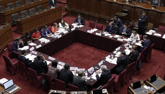 La Comisión Permanente concluiría sus funciones esta semana. (Foto: GEC: Anthony Niño de Guzmán)