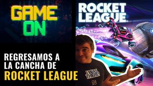 Les traemos el playgame de Rocket League