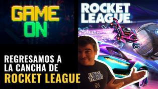 Les traemos el playgame de Rocket League