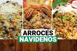 ¿Cómo preparar arroz árabe? 3 recetas para navidad