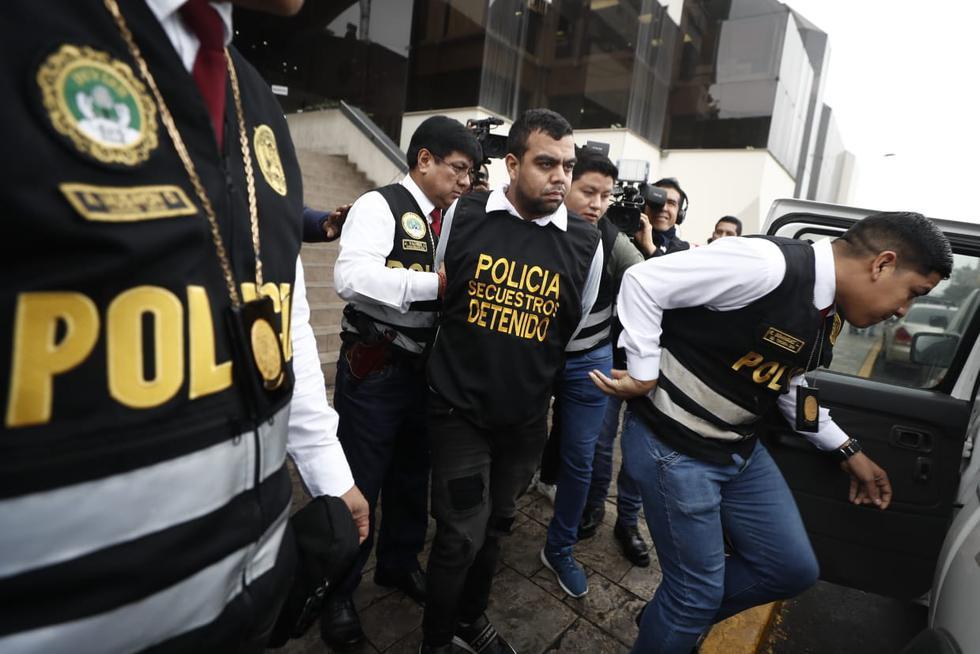 El cabecilla. Edwin Gonzales fugó de un penal en Venezuela y entró con otro nombre al Perú.