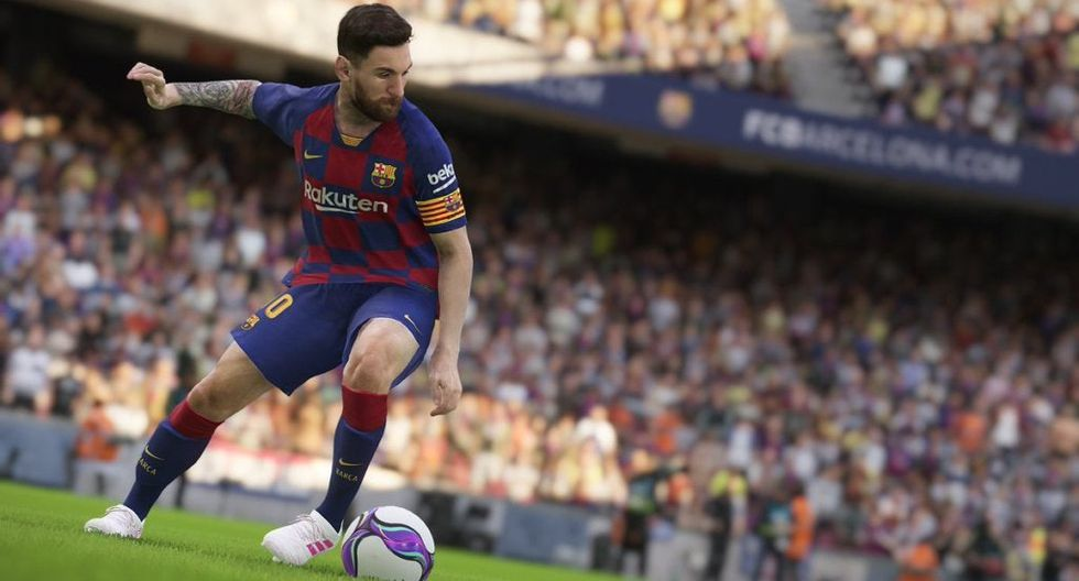 'PES 2020' saldrá a la venta el 10 de setiembre para PlayStation 4, Xbox One y PC a través de Steam.