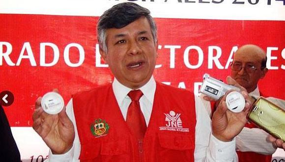 Junín: Sorteo de bolillas decidió quién será el alcalde de Santa Bárbara. (Andina)