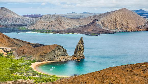 Ecuador aclara que Estados Unidos no podrá usar las islas Galápagos como base militar. (Getty)