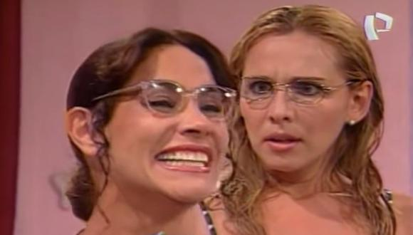 "Pilar Secada era considerada la 'Betty, la fea' de ""Mil oficios"" (Foto: Panamericana TV)"