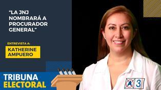 Katherine Ampuero candidata al Congreso por Alianza para el Progreso