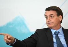 Jair Bolsonaro confirma que asistirá a Asamblea de la ONU pese a reciente operación