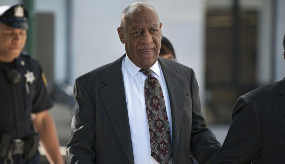 Bill Cosby podría ser sentenciado hasta 30 años de prisión. (Foto: EFE)