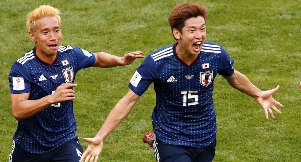 Osako marcó el 2-1 con un disparo de cabeza. (Reuters)