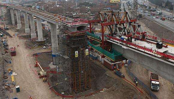 Proceso de concesión de la Línea 2 del Metro de Lima genera dudas y cuestionamientos. (USI)