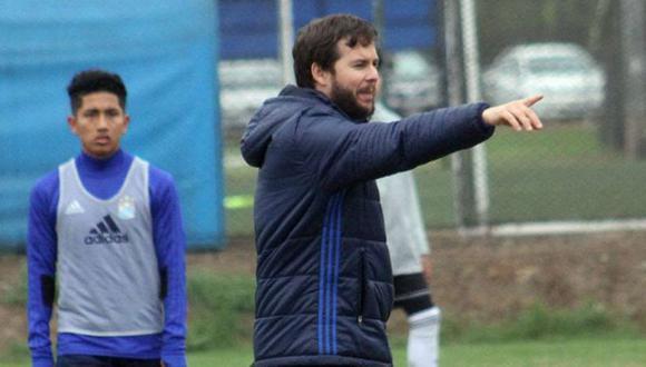 Manuel Barreto fue entrenador de Sporting Cristal de mediados del 2019 a inicios del 2020. (Foto: GEC)