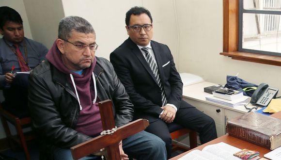 Walter Ríos renunció al cargo de presidente de la Corte Superior del Callao ante las denuncias en su contra. (USI)