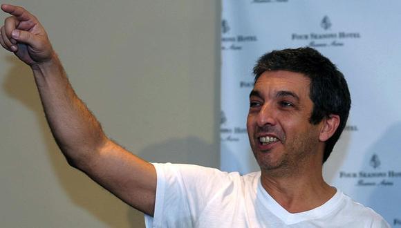 El actor argentino Ricardo Darín. (AFP)