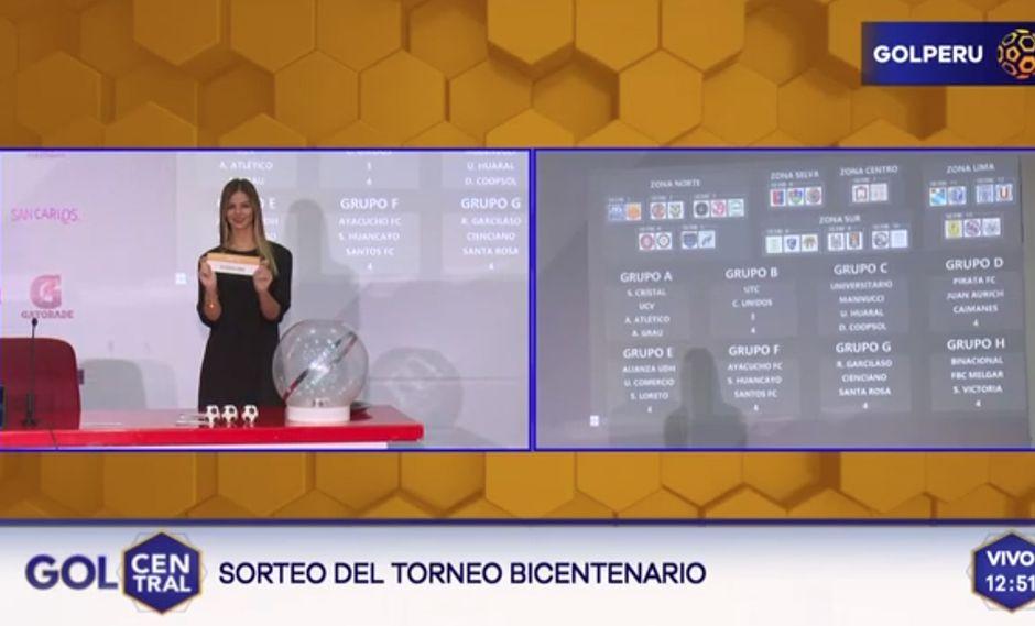 La Copa Bicentenario se jugará durante la Copa América y los Juegos Panamericanos. (Captura: Gol Perú)
