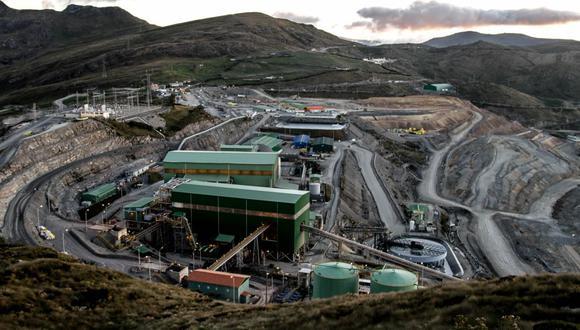 """""""(La recuperación del sector minería) está en la velocidad en la que se puede en este momento"""", dijo el ministro Incháustegui. (Foto: GEC)"""