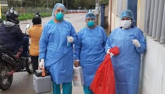 Apurímac: 20 personas que llegaron de Italia se niegan a pasar controles epidemiológicos