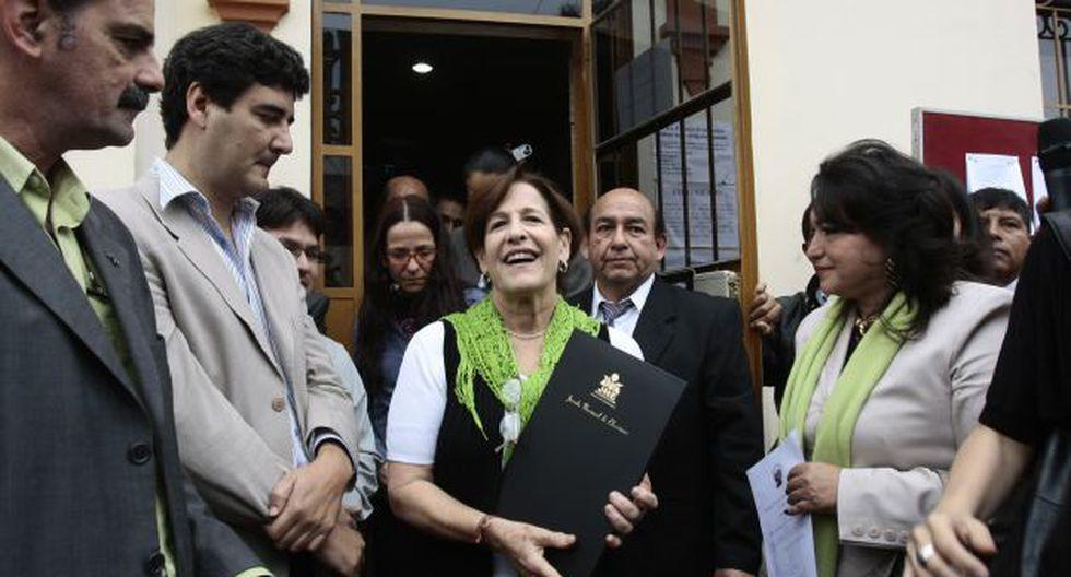 Perdió su partido político. (Perú21)