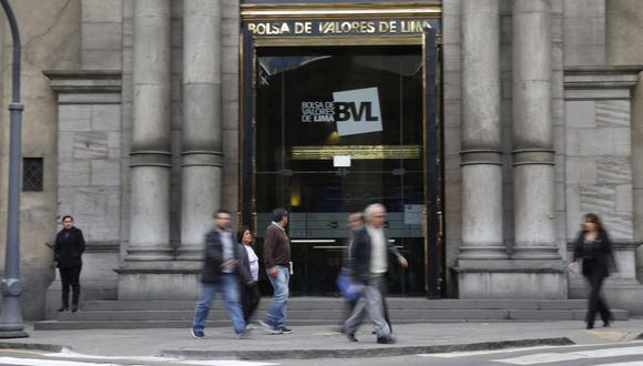 El índice S&P/BVL Perú Selectivo, donde se cotizan las acciones de mayor liquidez y capitalización, perdía un -1.26%. (Foto: GEC)