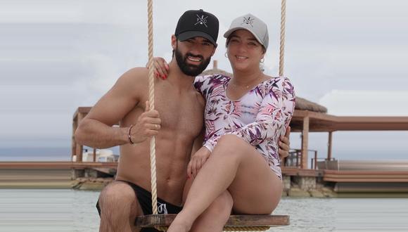 Adamari Lopez y Toni Costa mantuvieron una relación de casi 10 años y tienen una hija. (Foto: @adamarilopez)