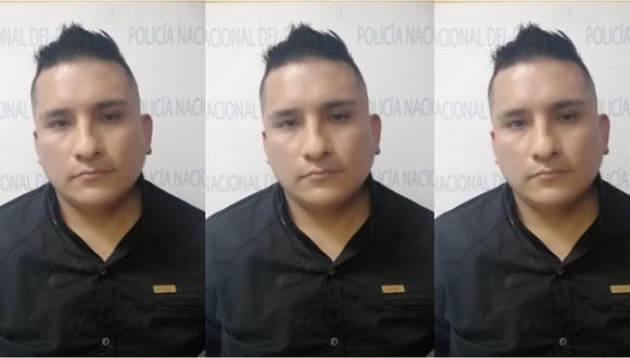 Óscar Romero, 'Kissyfur', es investigado durante 15 días en la Depincri San Juan de Lurigancho 2. (PNP)