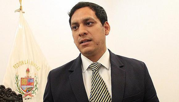 Luis Valdez, virtual congresista de APP por Trujillo, expresó su respaldo a la investigación de Los Cuellos Blancos del Puerto. (Foto: GEC)