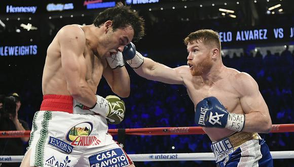 Era considerada como la pelea más importante del boxeo latinoamericano para 2017