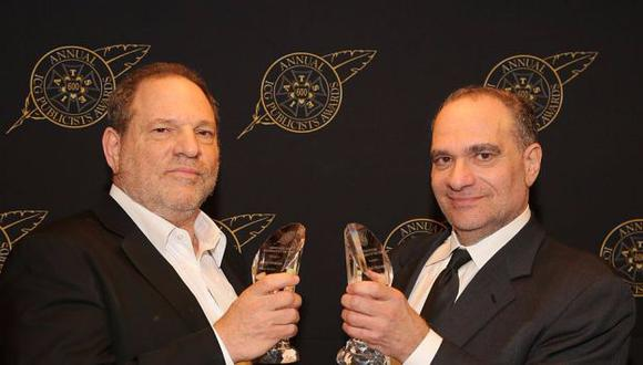 Hermano de Harvey Weinstein es acusado de acoso sexual por productora (Getty Images)