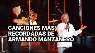 Armando Manzanero: las canciones más recordadas del cantautor mexicano