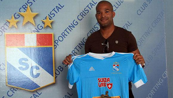 Alberto Rodríguez jugará en Sporting Cristal en los próximos seis meses. (Facebook de Sporting Cristal)