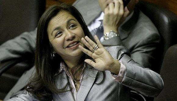 Marisol Espinoza viaja hoy a Sudáfrica. (Alberto Orbegoso)