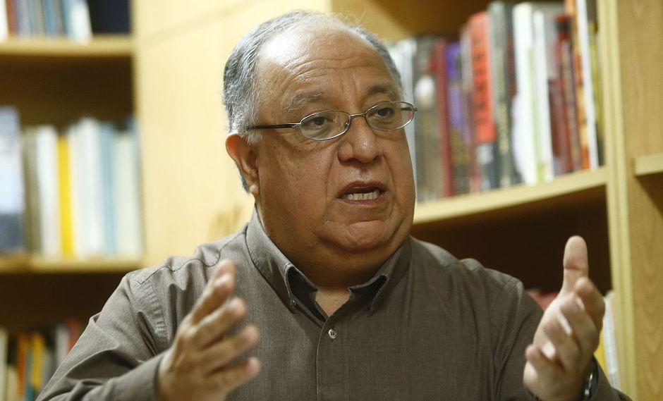 Fernando Tuesta integra la Comisión de Reforma Política con otros cuatro especialistas designados por el Ejecutivo. (Foto: GEC)