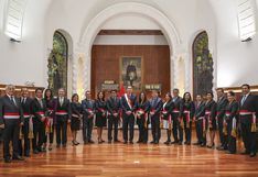 Estos son los 35 ministros que Vizcarra ha tenido en lo que va de su gestión